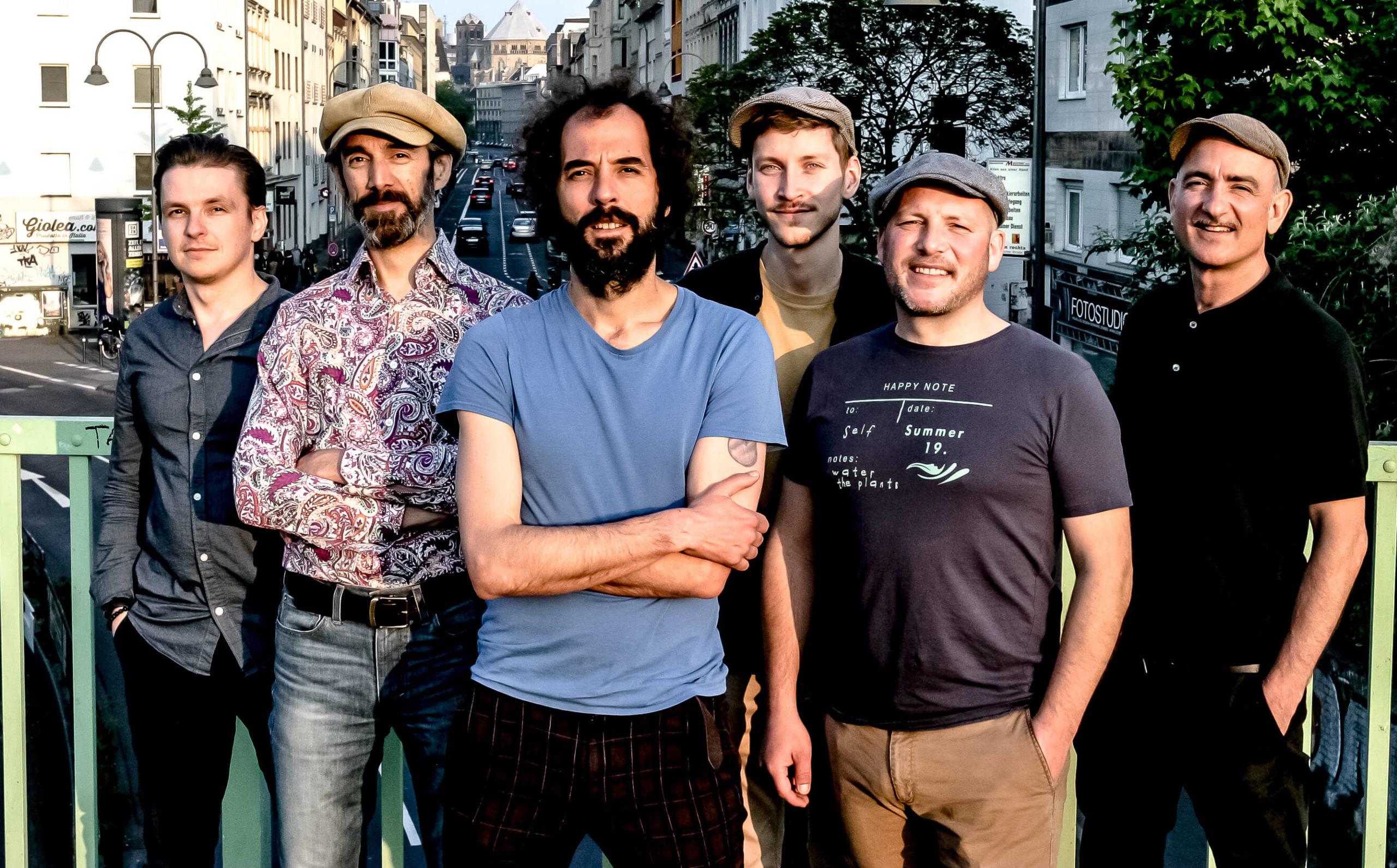 Chanson Trottoir - Band